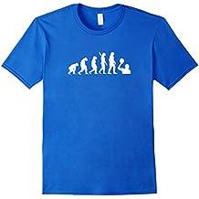 Evolution Water Polo Gift T shirt - men Women Tee Shirts