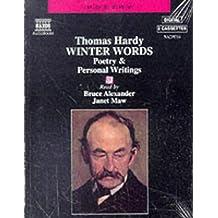 Winter Words: Poetry & Personal Writings