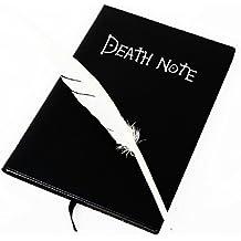 Malloom® Death Note Cuaderno y Pluma Pluma Libro Escribir Japón Anime Periódico Nueva