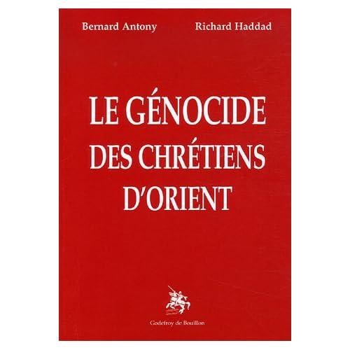 Génocide des chrétiens d'orient
