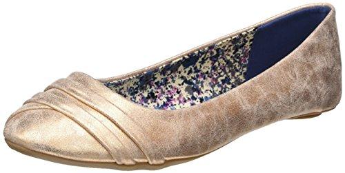 Jane Klain 221 963, Ballerine Donna Gold (GOLDROSE)