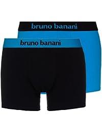 Bruno Banani Herren Short 2er Pack Flowing, 2er Pack