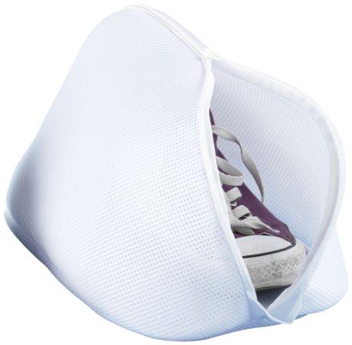 Wenko Praktisches Wäschenetz für Schuhe mit Reißverschluss