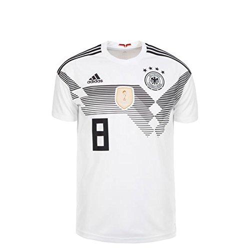 Adidas DFB doméstica de Camiseta Kroos WM 2018 Camiseta de fútbol d61c5b5eacb82