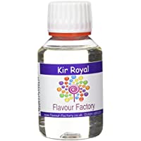 Flavour Factory Arôme Alimentaire Intense Kir Royale 100 ml