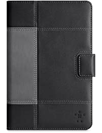 Belkin F7N026vfC00 Housse folio simili cuir avec stand intégré pour iPad mini et iPad mini 2 Retina