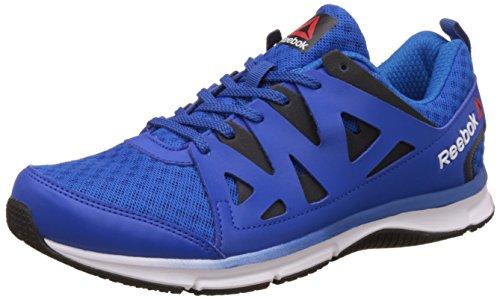 Reebok Men's RBK Run Supreme 3.0 Mt Blue, Coal, Wht and Blk Running Shoes - 8 UK/India (42 EU) (9 US) (BS7176)