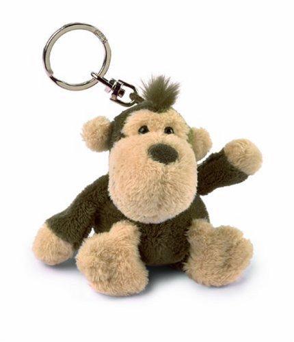 Nici Wild Amigos del mono llavero bean bag