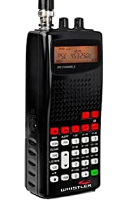 Whistler WS1010 Analog Handheld Scanner