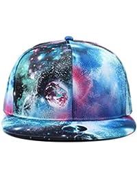 Casquette de baseball enfant Motif espace Cosmos