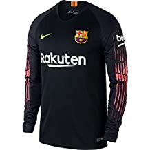 Nike FC Barcelona Breathe Stadium GK Manga Larga 05c75809f71