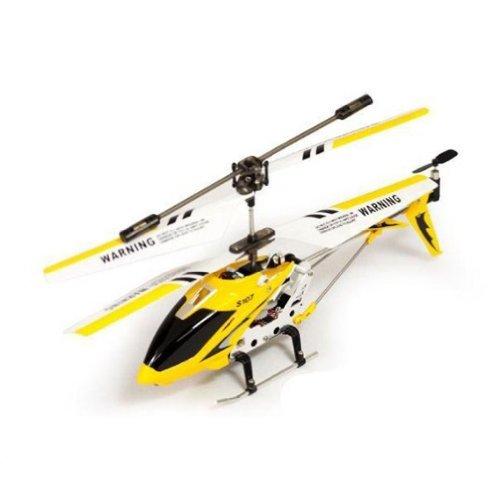 SYMA Helicopter S107G 3.5Ch 3-Kanal Gyro R / C Funkfernsteuerung Indoor Hubschrauber mit Gyroskop - Gelb