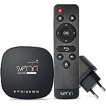 Sveon SBX442 Sveon SBX442 - Mini Android TV Box Quad Core Negro