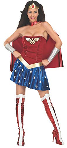Rubie's Wonder Woman Costumi per Adulti, S IT888439-S