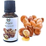 [Sponsored]Grasse International -Argan Oil - 25 ML - 100% Pure, Natural- Exceptional Choice For Aromatherapy, Massage - Suitable...