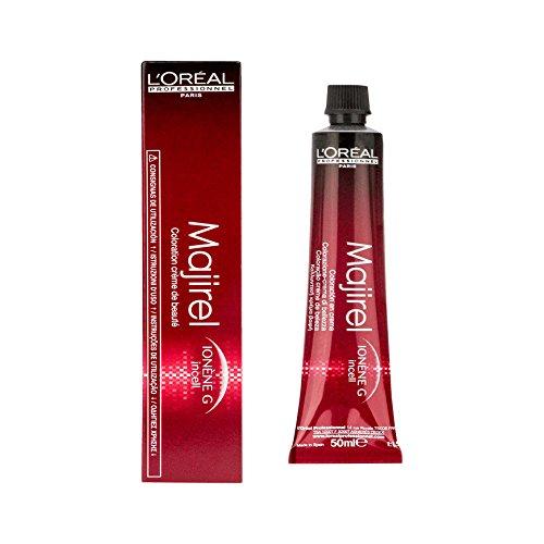 L'Oréal Professionnel Majirouge C4.60, mittelbraun intensives rot, 1 Stück (Center Paris Stück)