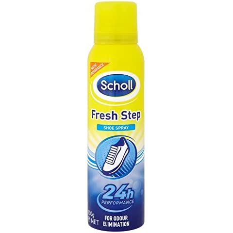 Scholl – Fresh Step zapatos Spray, 150 ml