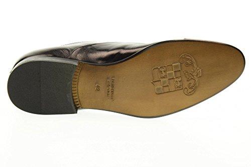 EVEET scarpe uomo senza lacci 15017 Nero