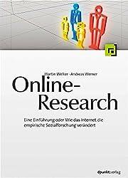 Online-Research: Markt- und Sozialforschung mit dem Internet