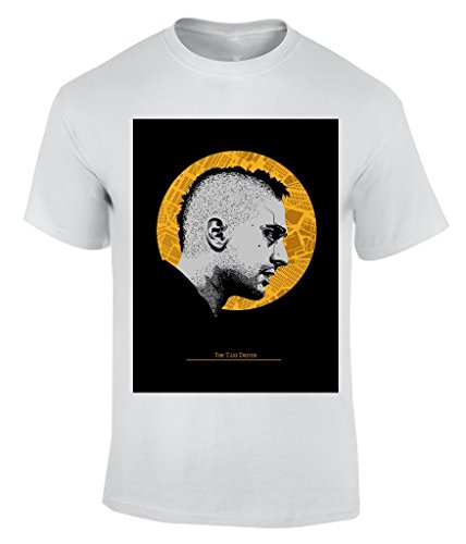 Taxi Driver poster T-Shirt Bianco