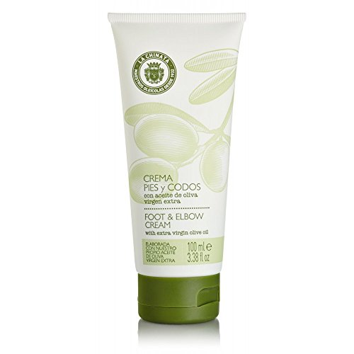 Foot and Elbow Cream with Extra Virgin Olive Oil - La Chinata - 100 ml / 3,38 fl oz