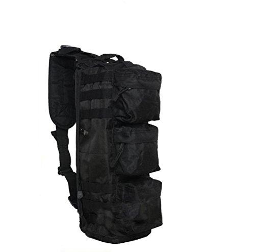 MM-Assalto/tattico multi-purpose all'aperto Camo mimetica zaino/spalla/spalla borsa , b