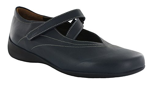 Wolky  Move, Mocassins pour femme 382 denim blue leather