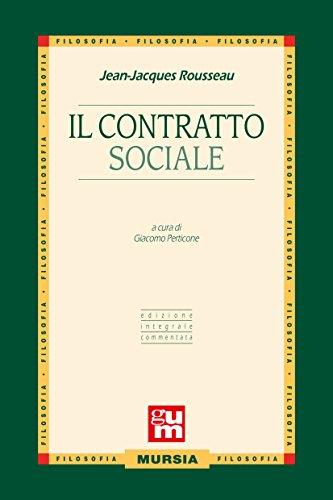 # Il contratto sociale libri in pdf gratis