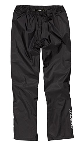 REV'IT FRC003-0010-XL - Pantalón de lluvia (talla XL), color negro