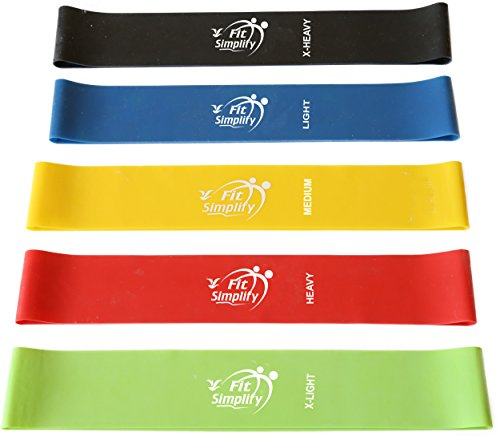 #1 Best Resistance – Exercise Bands