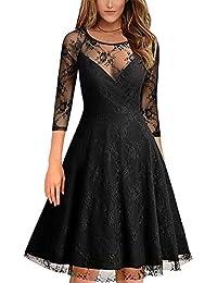 9e5e8c289f Amazon.it: SAMGU - Cocktail / Vestiti: Abbigliamento