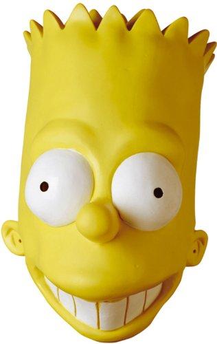 Simpson Maske für Erwachsene (Bart Simpson Maske)