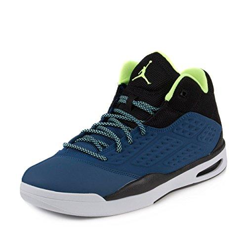 Nike - Jordan New School - Couleur: Bleu - Pointure: 42.5