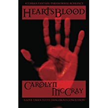HeartsBlood: A Paranormal Romance/Urban Fantasy Thriller