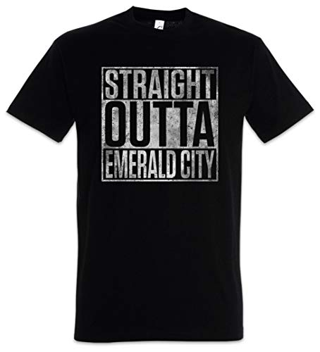 Straight Outta Emerald City T-Shirt Größen S – 5XL