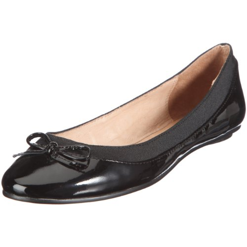 Colore Di Ballerine Buffalo Brevetto London Donna nero 01 wAFWvTpOqx