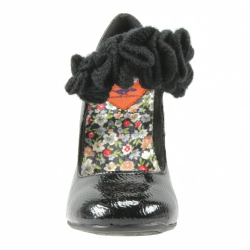 Rocket Dog Pumps WINK CRINKLE PATENT black Black