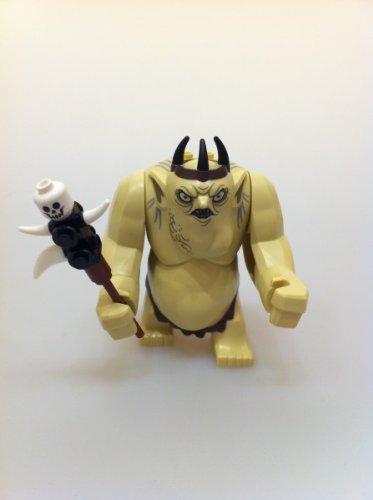 LEGO der Hobbit Minifigur Goblin King / König aus 79010 (Der Der Stäbe Herr Ringe)