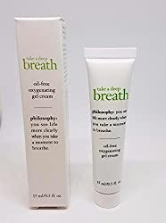 PHILOSOPHY Take a Deep Breath oil-free oxygenating gel cream 0. 5 oz NEW IN BOX