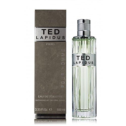 Ted Lapidus TED Classic pour Homme Eau de Toilette Spray 100 ml