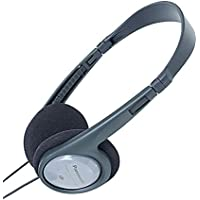 Panasonic HT090E-H Lightweight Headphones - 5m Long Cord (discontinued by manufacturer)