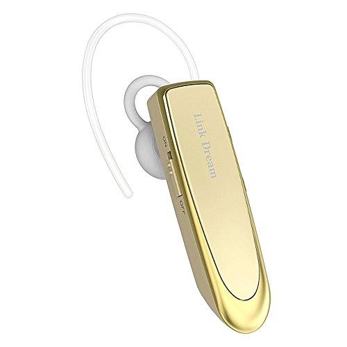 Inalámbrico Bluetooth auricular, Mini auriculares con transmisión de música Dual Pairing, cancelación...
