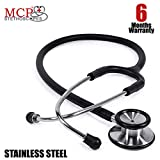 MCP Dual Head Stethoscope Stainless Steel, stethoscope for students medical, stethoscope doctors