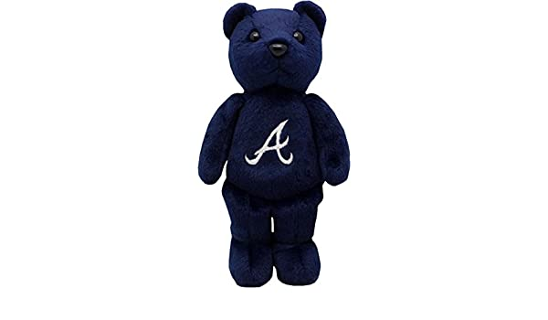Atlanta Braves #10 Chipper Jones Plush Beanie Baby