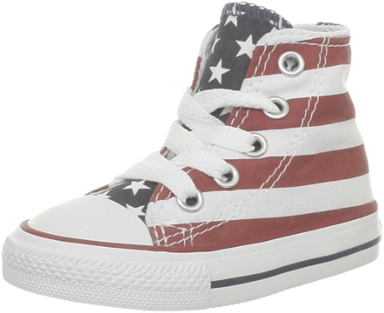 Converse All Star Hi Canvas   F2  Damen Sneaker mehrfarbig