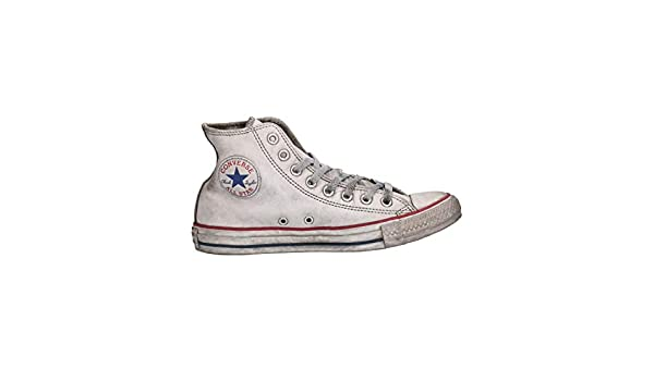 Converse All Star Limited Edition cuir blanc, homme