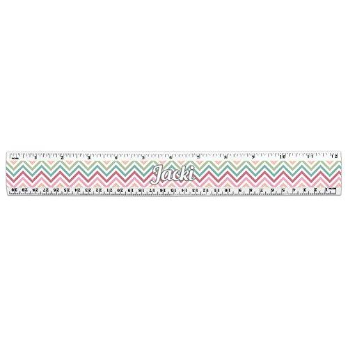 i-love-heart-names-female-j-ja-12-inch-standard-and-metric-plastic-ruler-jacki