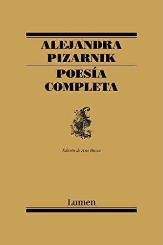 Poesía completa por Alejandra Pizarnik