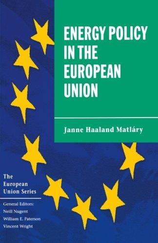 Energy Policy in the European Union (The European Union Series)