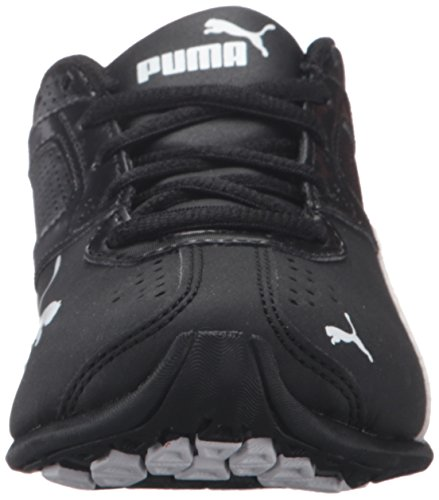 Puma Tazon 6 Sl Ps Synthetik Turnschuhe Puma Black-White-Silver